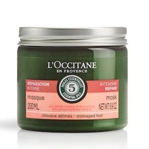 L'Occitane Intensive Repairing Hair mask